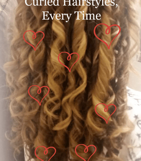 My Secret To Perfectly Curled Hairstyles, Every Time