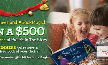 Best Books For Your Little Reader:  Plus A Super Put Me In The Story #BookMagic Giveaway