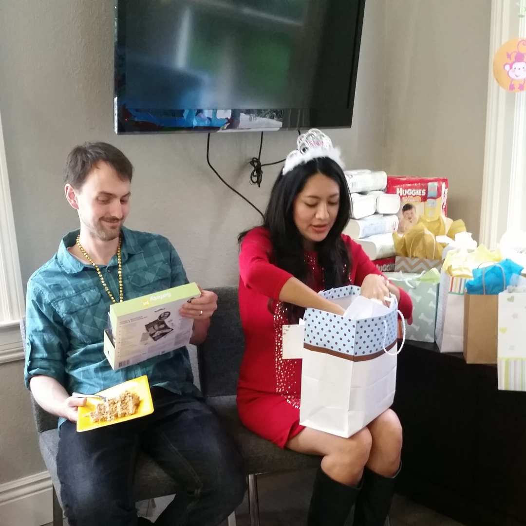 Huggies Baby Shower
