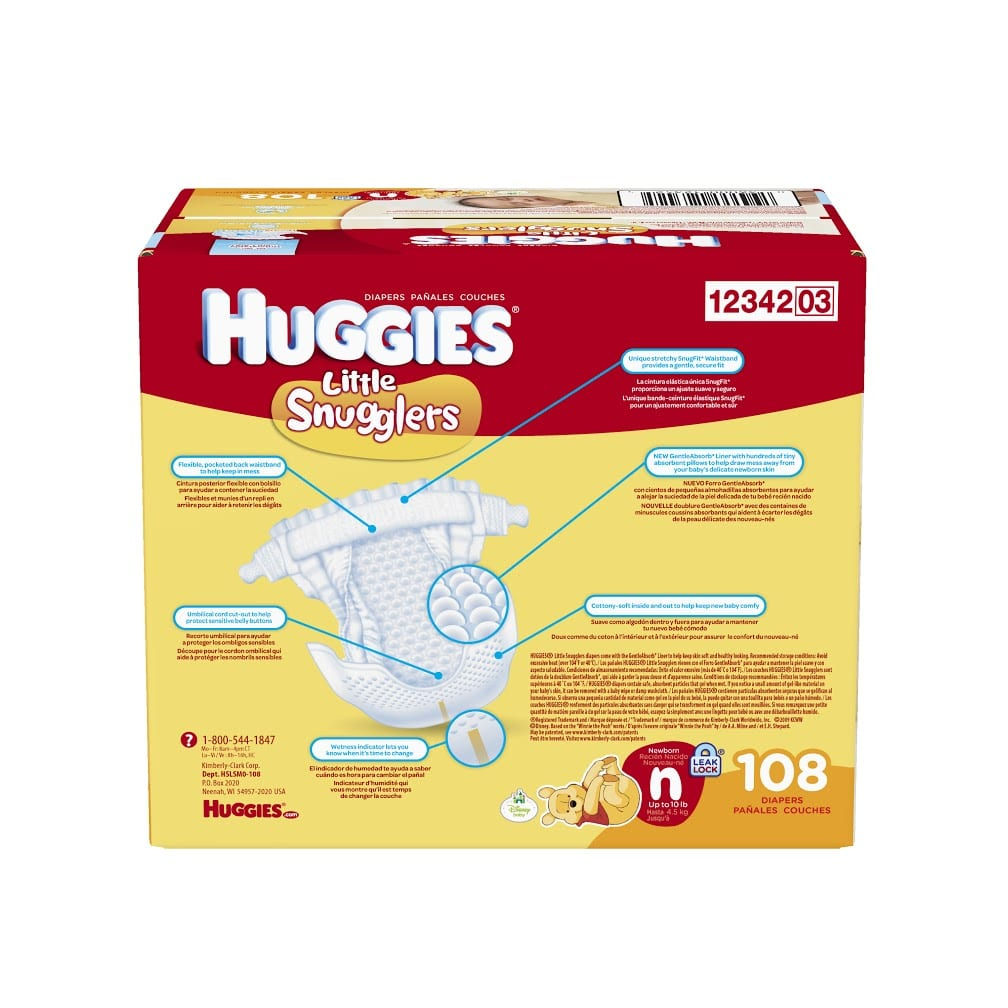Huggies Baby Shower #ad