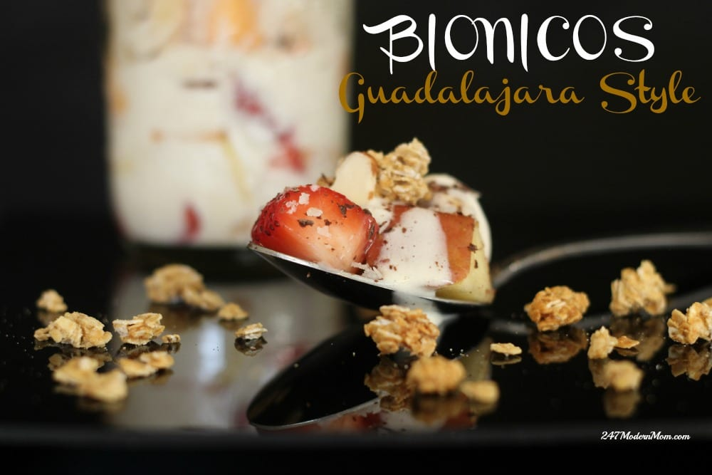 Bionicos Recipe: Traditional Guadalajara Style