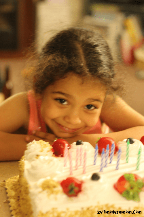 No Birthday Party Celebration