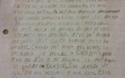 I Might Not Be A Real Super Hero, But I'm Pedro's Hero: En Español w/ English Translation *Tearjerker*