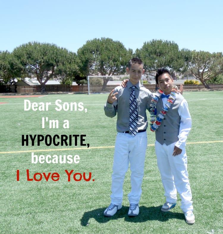 Hypocrite-Mom