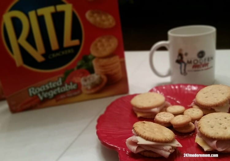 ritz-cracker-snack-plate-ad-collective-bias