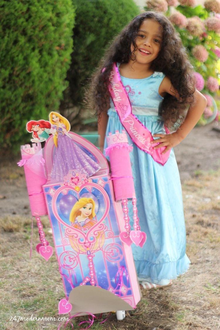 Princess-Birthday-Ad