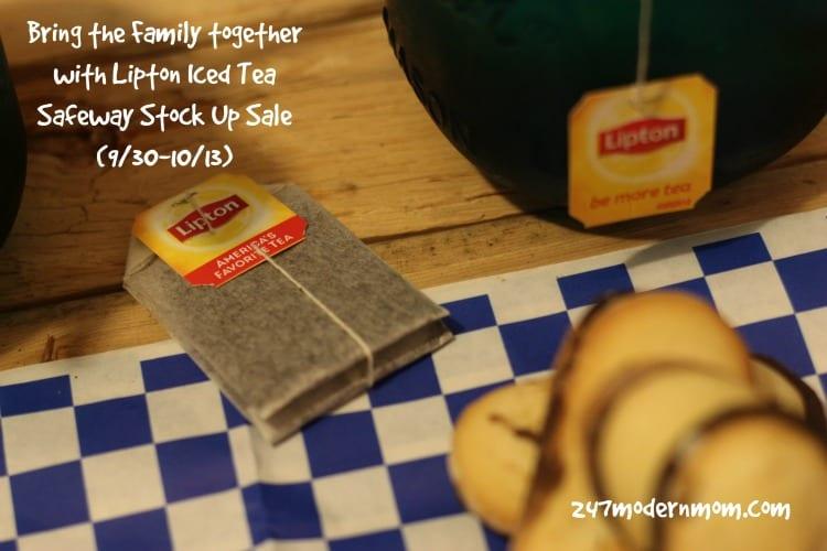 Lipton_Safeway_sale_ad