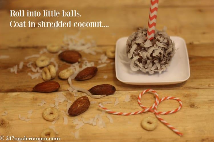 no bake recipe almond fudge pops