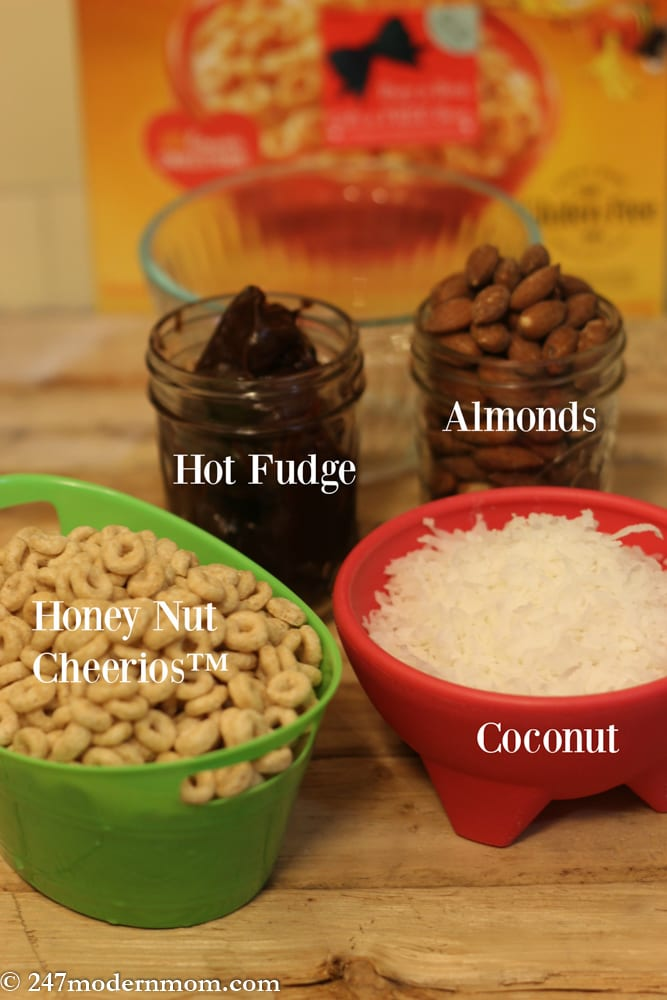 no bake recipe ingredients for crunchy almond fudge pops