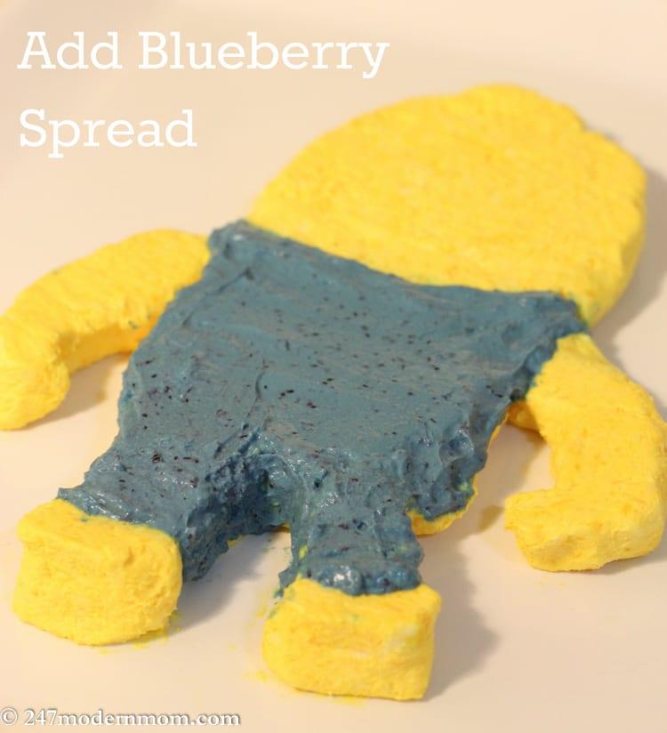 Minions Cheese Spread Recipe-5