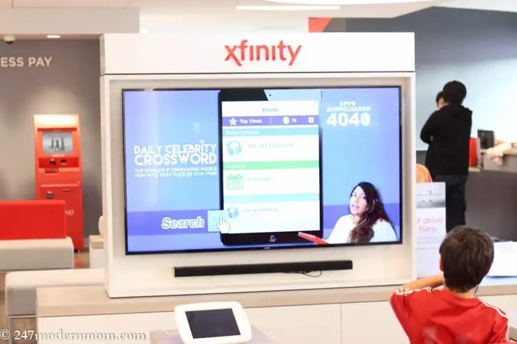 Xfinity X1 features
