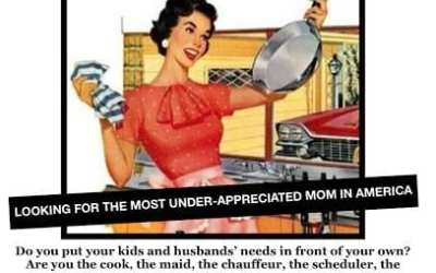 Casting Call: Casting This Week for the Most Unappreciated Mom in America