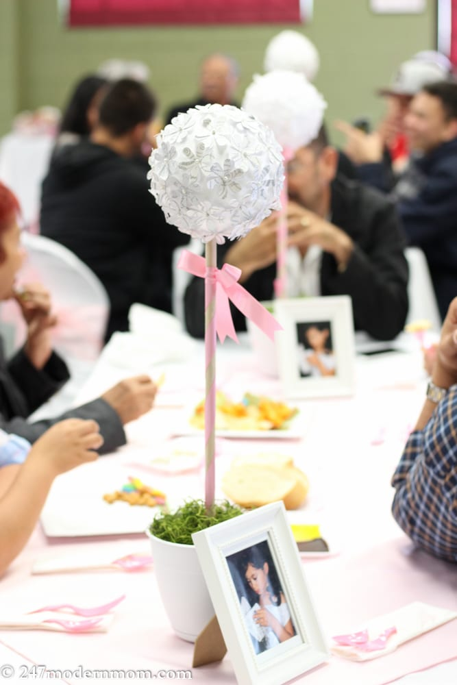 First Communion Party Ideas Guests