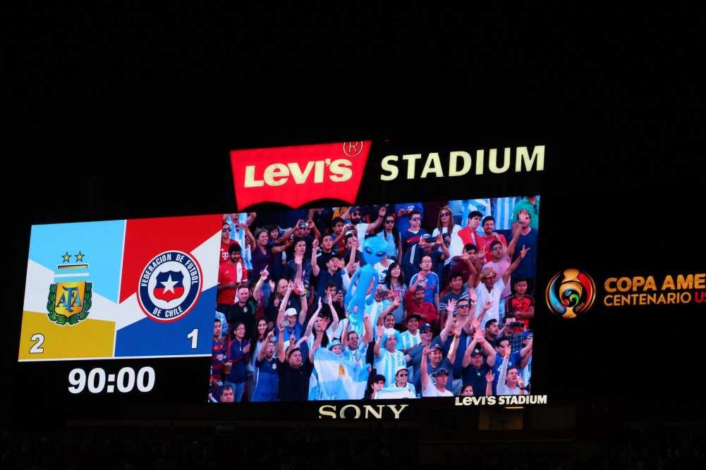 copa america final score