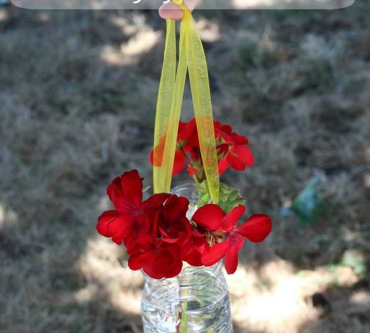Upcycled Water Bottle Craft & the Truth About FORO