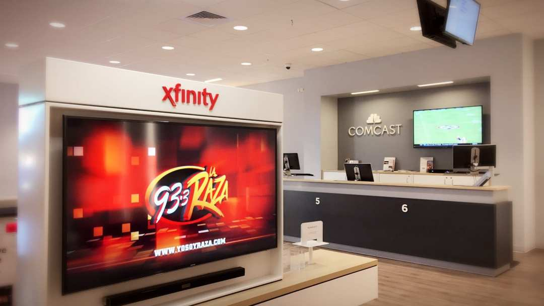 Xfinity X1 Raza