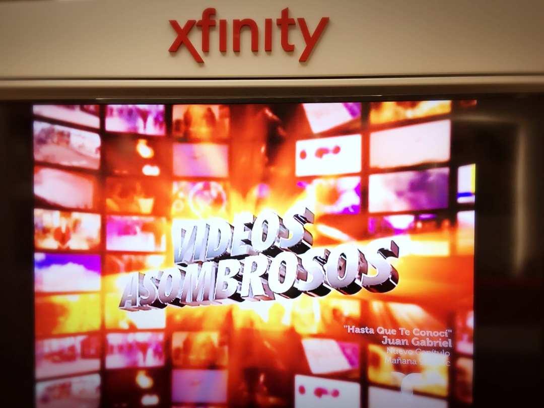 Xfinity X1 TV