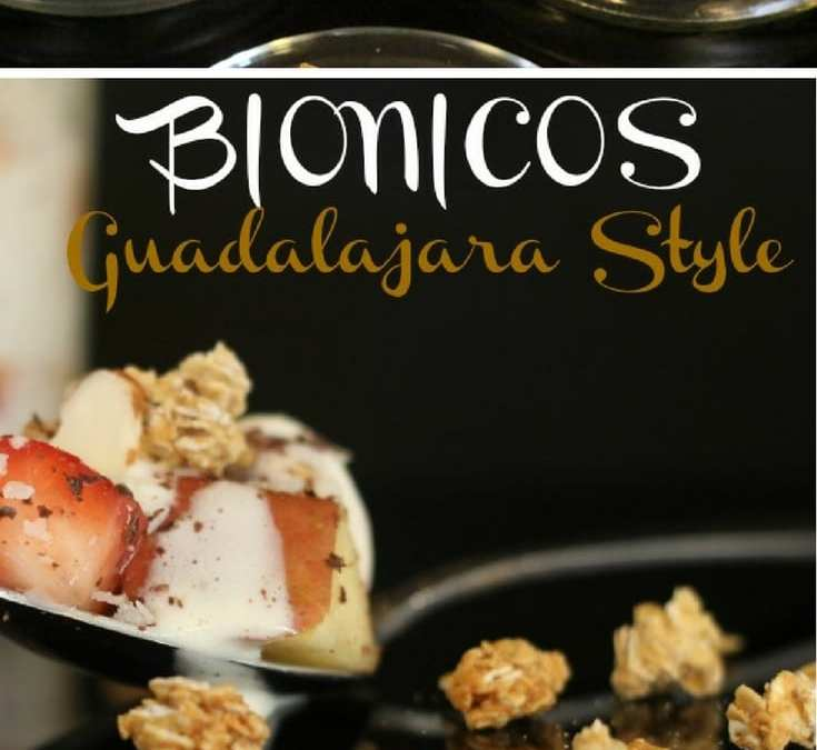 Bionicos Recipe: Traditional Guadalajara Style