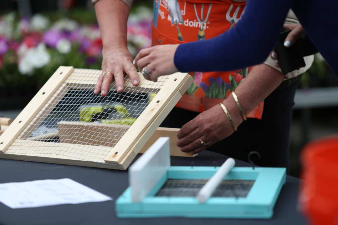 Free Diy Classes My First Home Depot Dih Workshop With Delilah
