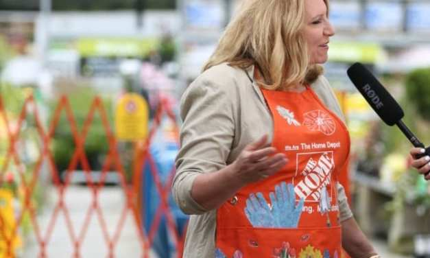 Free DIY Classes: My First The Home Depot DIH Workshop w/ Delilah