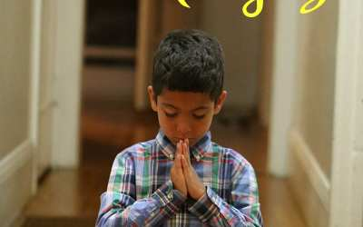 5 Things to Teach Children About Praying