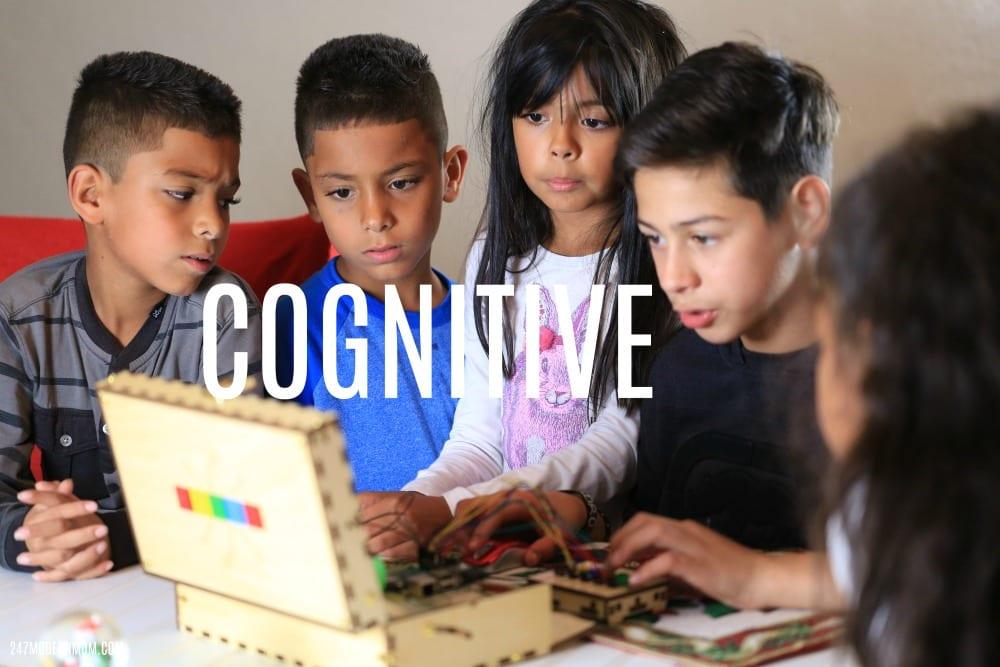 Cognitive Developmental Milestones 2