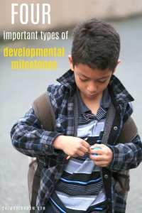 Important Developmental Milestones Pinterest