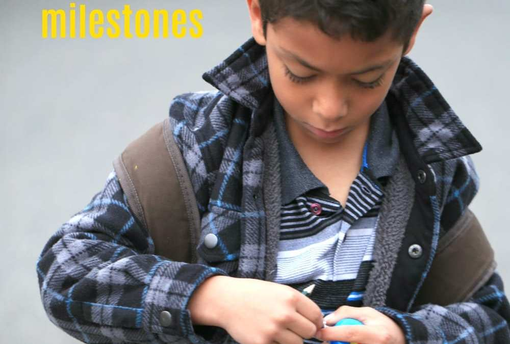 Four Important Types of Developmental Milestones