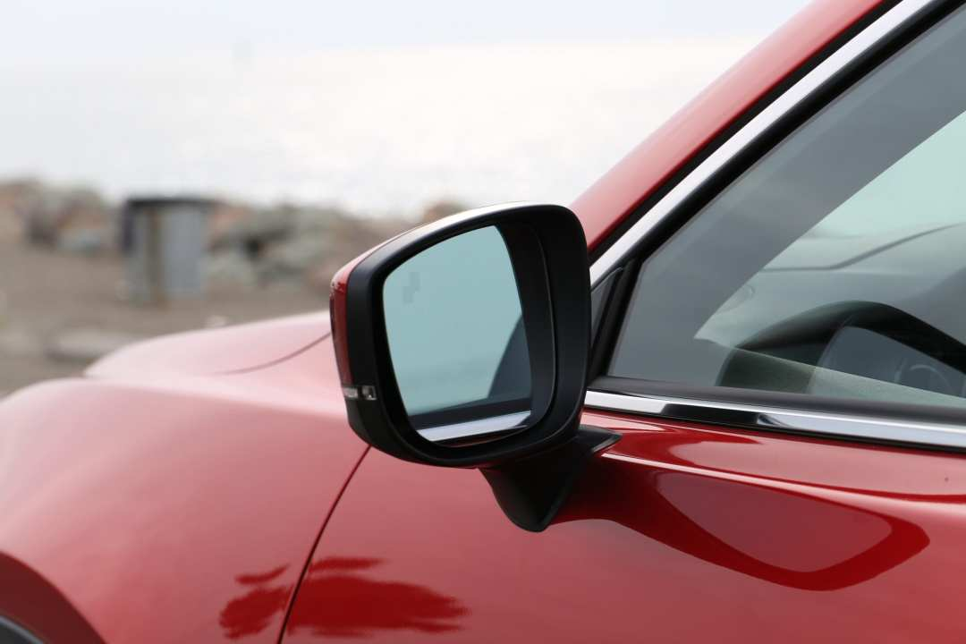 Mazda CX-9 Review Tech Windows