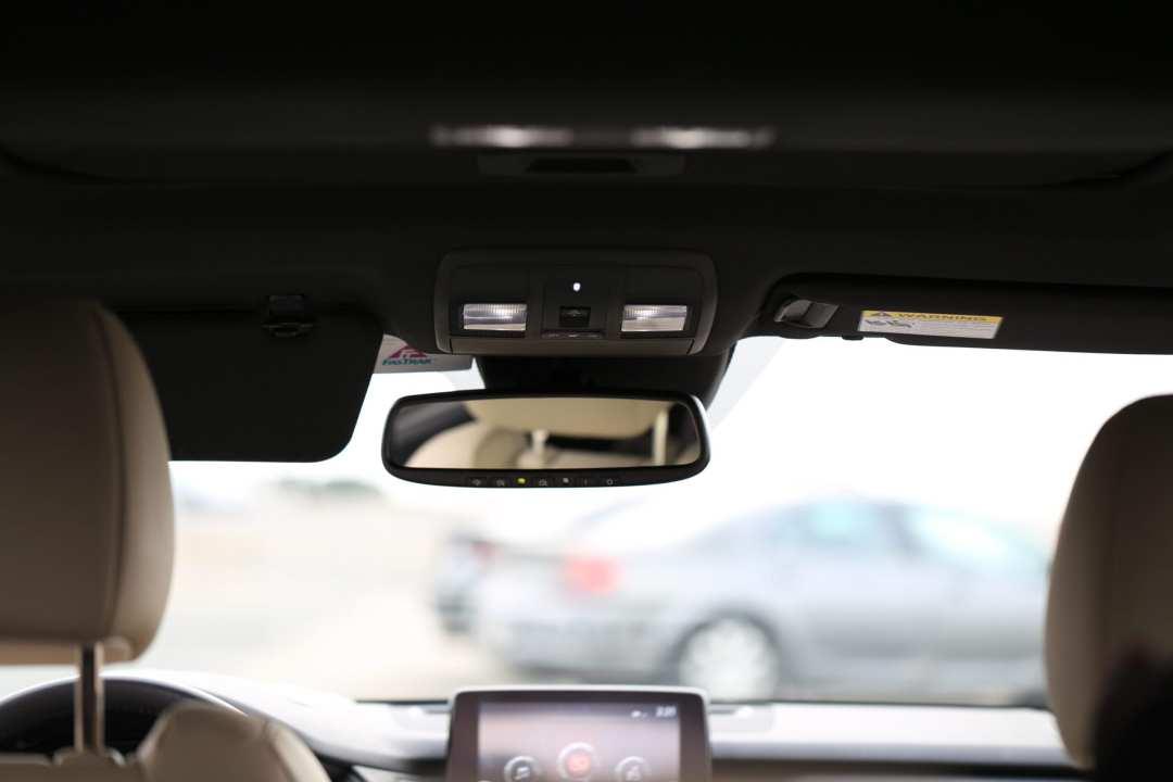 Mazda CX-9 Review Rear View