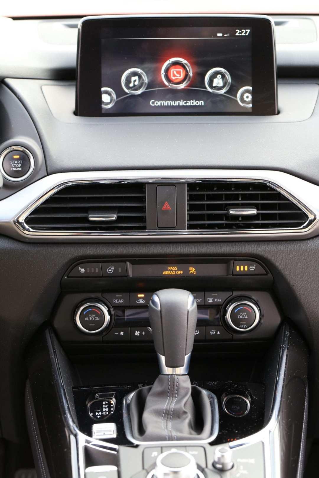 Mazda CX-9 Review Shift
