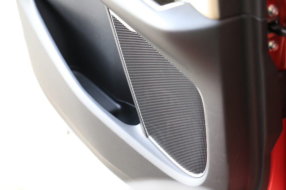 Mazda CX-9 Review Bose Speakers
