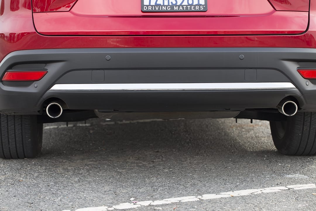 Mazda CX-9 Review Exterior Rear