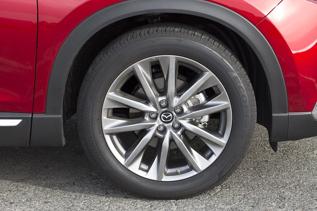 Mazda CX-9 Review Exterior
