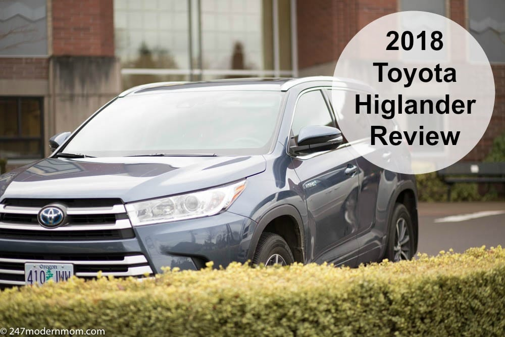 Toyota Highlander Review: My Surprise Family Reunion