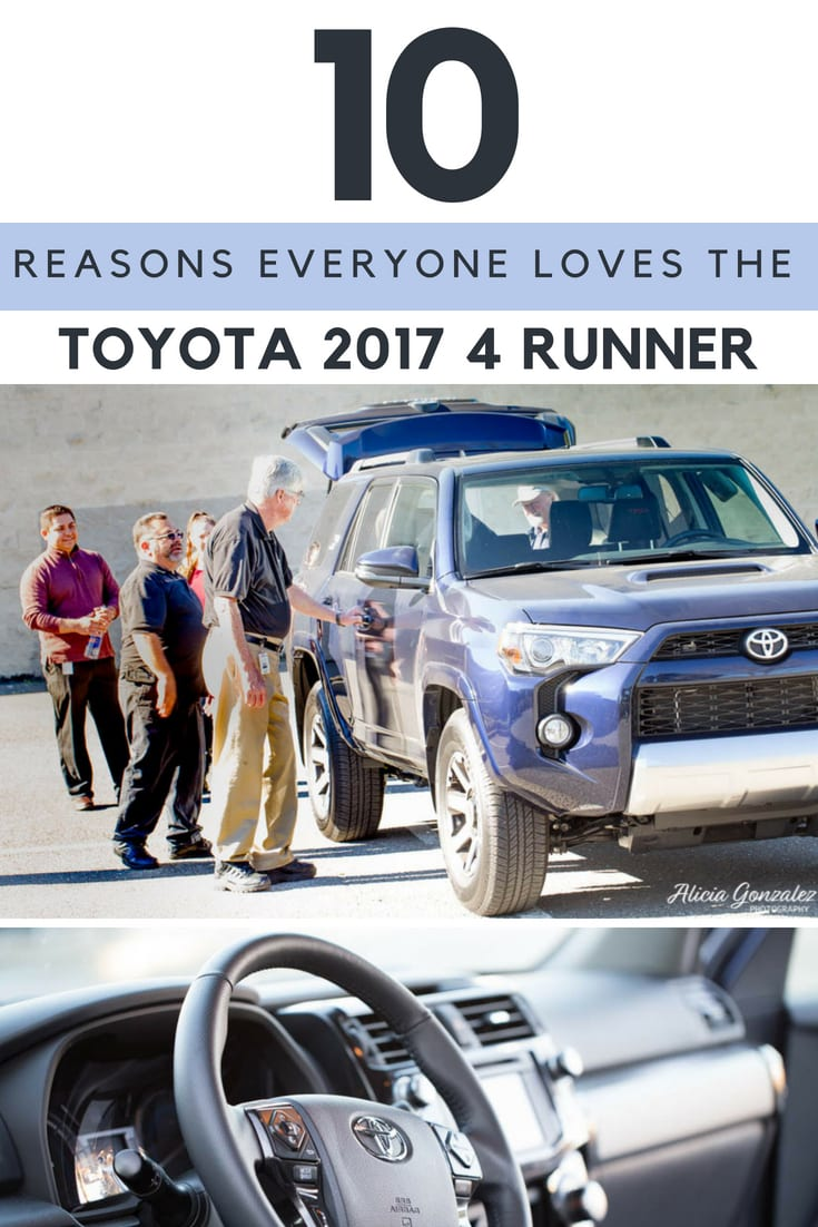 Everyone Loves the 2017 Toyota 4Runner