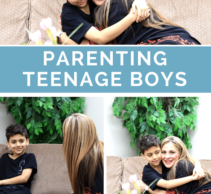 Parenting Teenage Boys: 6 Rules for Moms