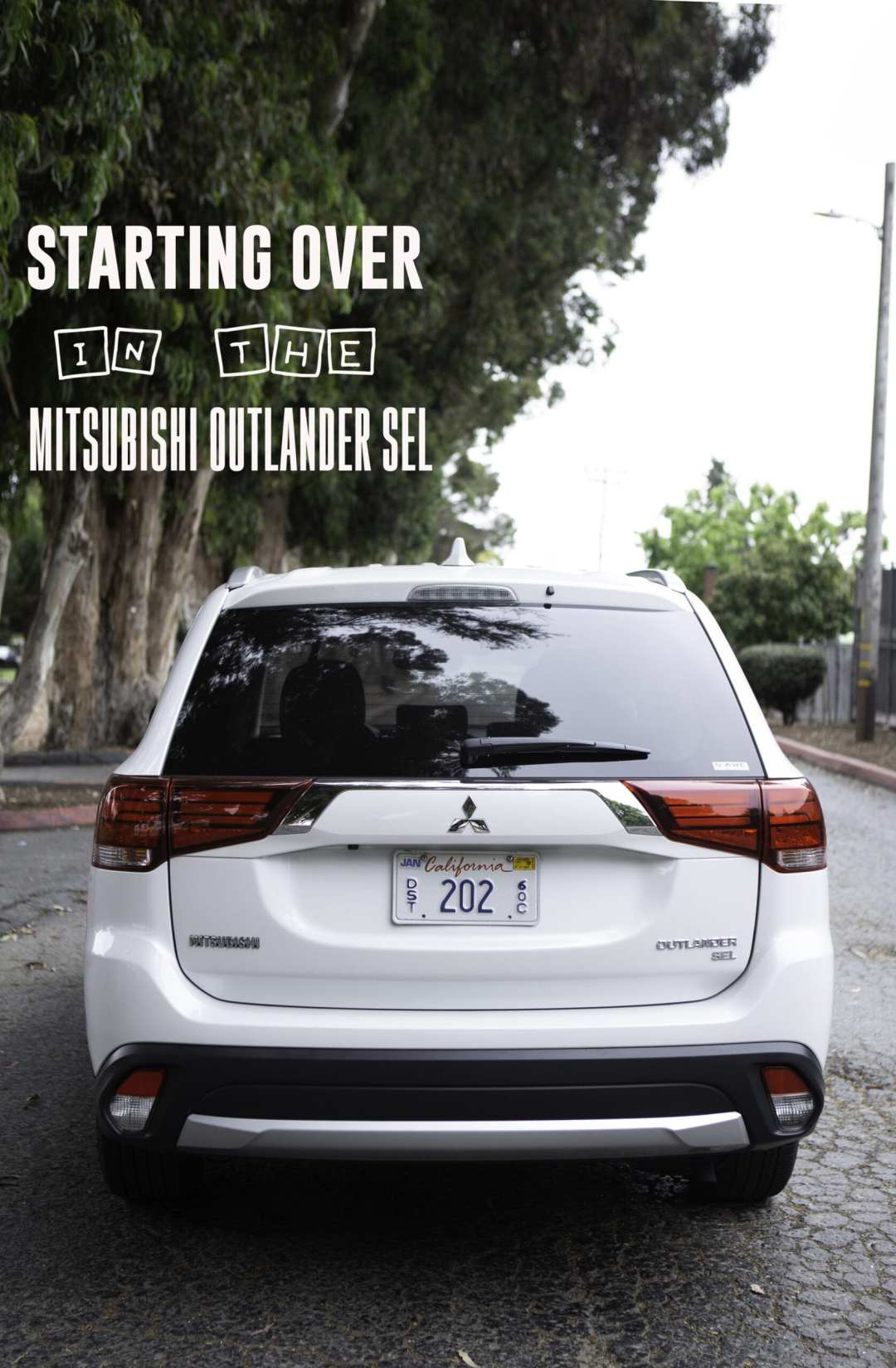 Mitsubishi Outlander SEL Road Test