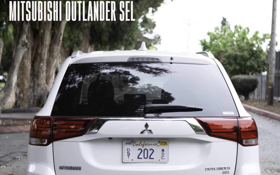 Starting Over & My Mitsubishi Outlander SEL Road Test Review