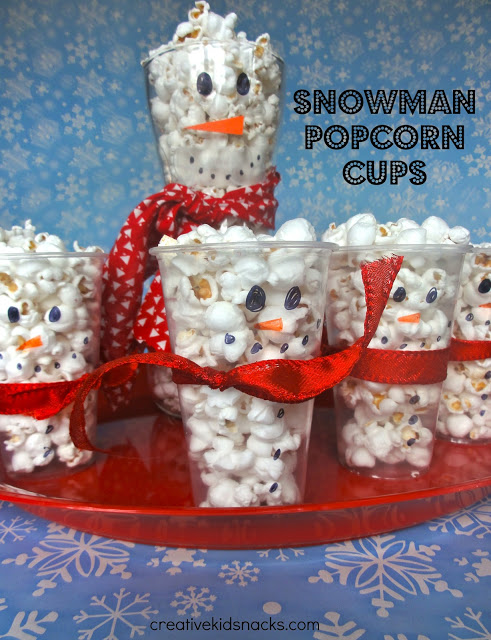 4 Adorable Snowmen Treats  Almost To Cute To Eat  247 Moms