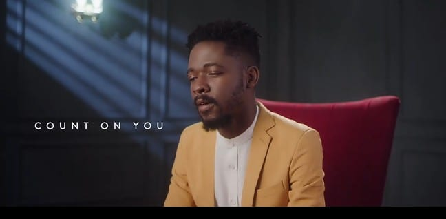 VIDEO-Johnny-Drille-Count-On-You