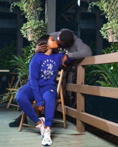 Ceec's Fan Ask For Asoebi Colour As She Lock Lips With Mawuli Gavor