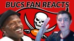BUCS FAN REACTS TO SIGNING ANTONIO BROWN |...