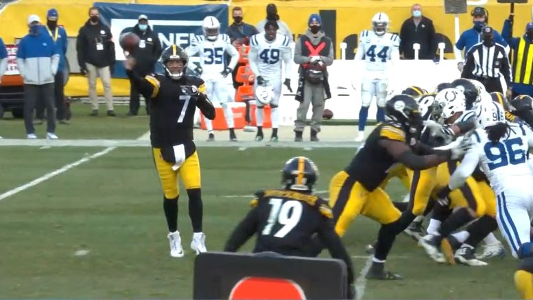Searching For Steelers Playmaking Ability In The...