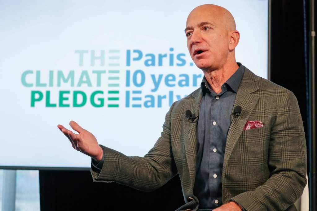Jeff Bezos linked in talks to purchase Washington...