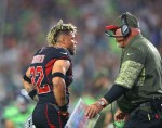 Tyrann Mathieu: Bruce Arians was one of the first...
