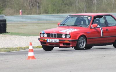 TrackDay Anneau du Rhin am 02.04. – E30 vs. C1
