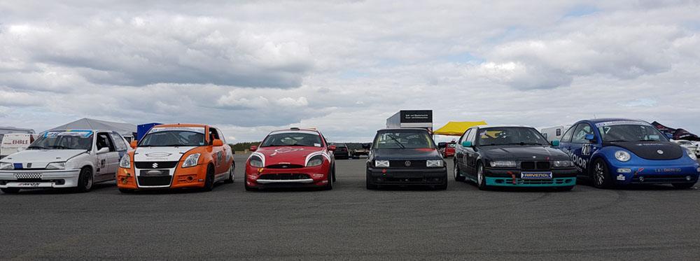 Teilnehmer Rennveranstaltung