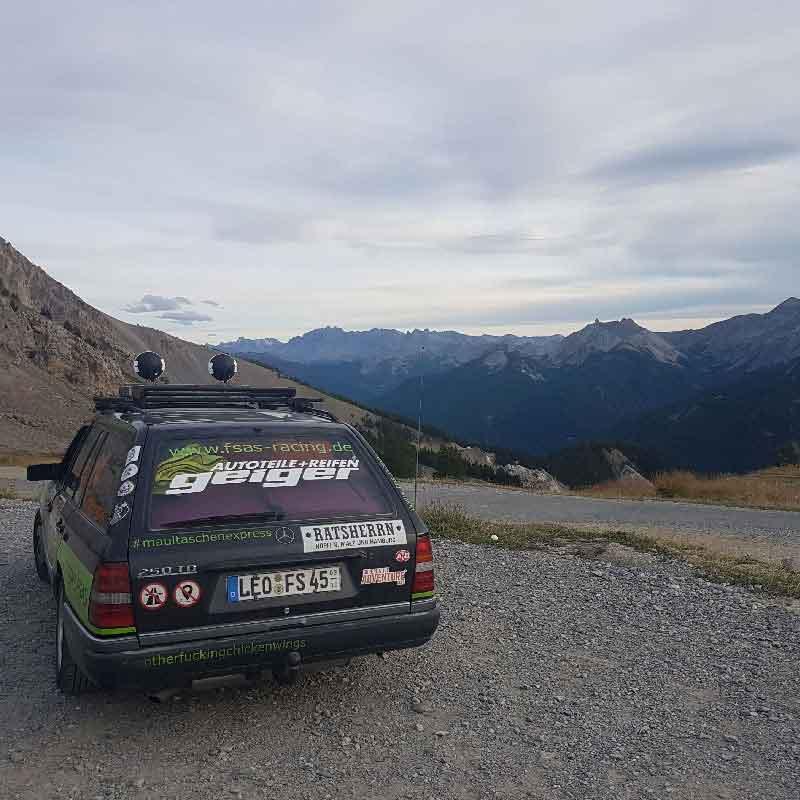 Ludwig Abenteuer Rally