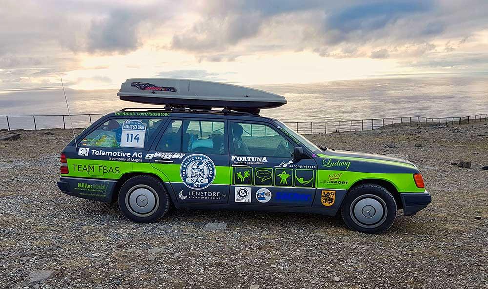 Welche Abenteuer Rallye du schließlich fährst liegt bei dir. Aber das Nordkap ist beispielsweise ein sehr faszinierende Ort.